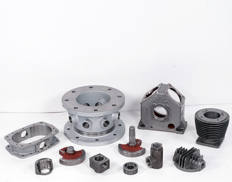 SG Iron Casting Manufacturers and Suppliers – Bakgiyam Engineering