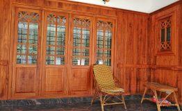 Wooden,Wall,In,Kerala,Style